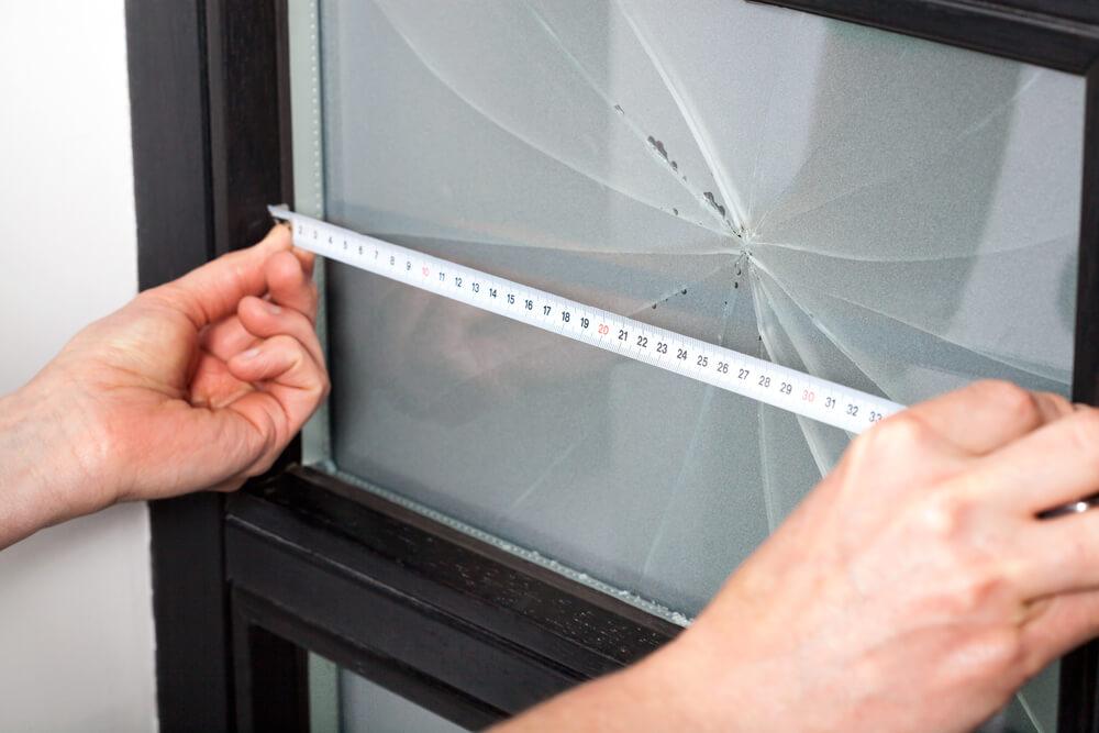 installation de vitre